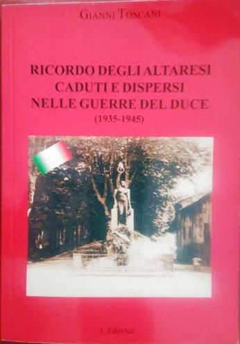 Photo of Presentazione libro di Gianni Toscani ad Altare