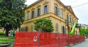 Lavori di restyling del Liceo Classico acquese