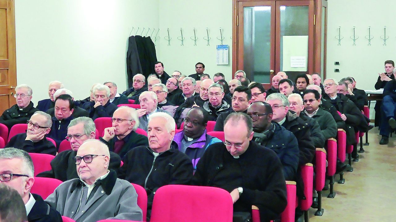 Photo of Si discute come suddividere i sacerdoti in diocesi di Acqui