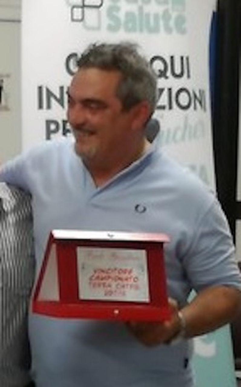 Gambino premiato miglior allenatore