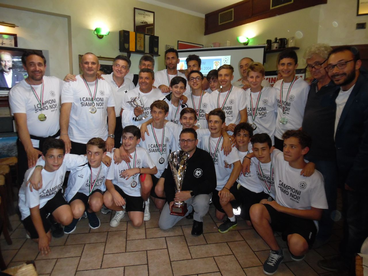 Dalla FIGC un premio ai Boys 2004
