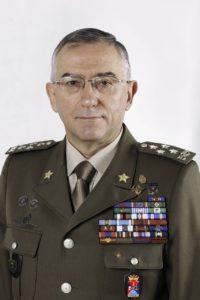 gen. Claudio Graziano Capo di Stato Maggiore della Difesa