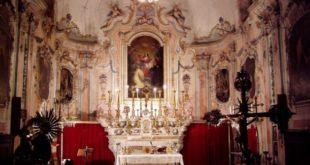 Mele, oratorio di S.Antonio Abate