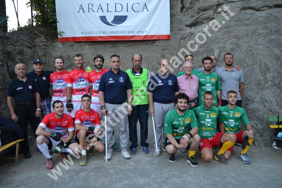 Araldica Spigno - Merlese Marcarino 11-1