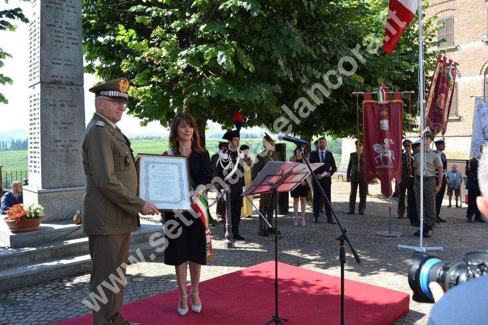 Photo of Fontanile: cittadinanza onoraria al gen. Claudio Graziano e convegno sulla grande guerra
