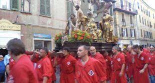 Corteo festa patronale San Giovanni Battista