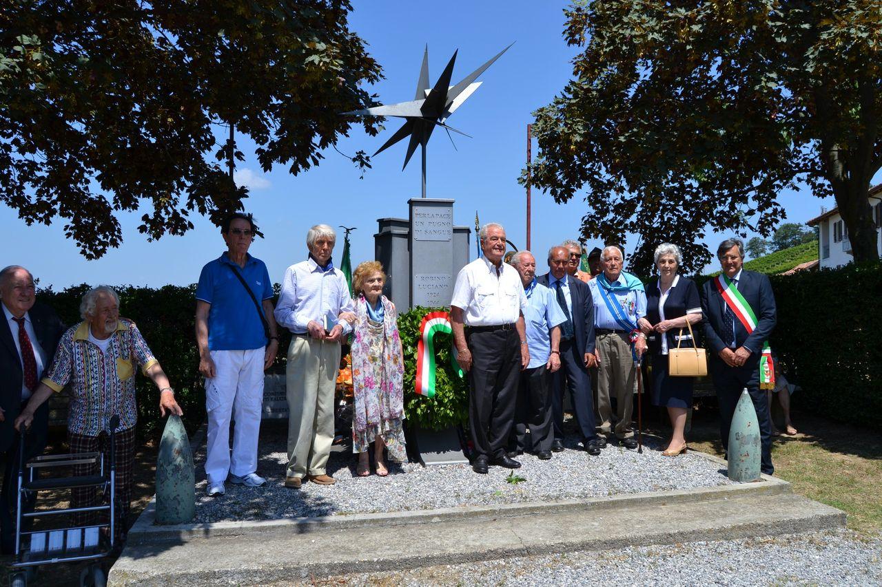 Commemorazione dei martiri del Falchetto