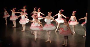 """Spettacoli di danza al teatro """"Chebello"""""""