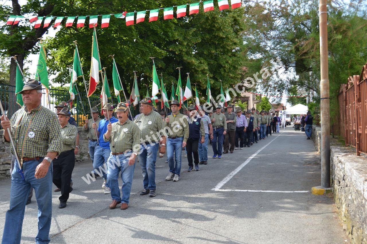 Photo of Ponzone, 13º raduno della Sezione Alpini di Acqui e 90º del Gruppo Alpini