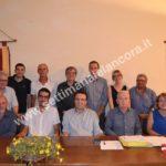 Monastero Bormida primo consiglio comunale