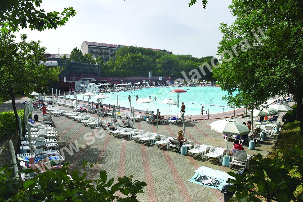 Aperta la grande piscina di zona Bagni ad Acqui