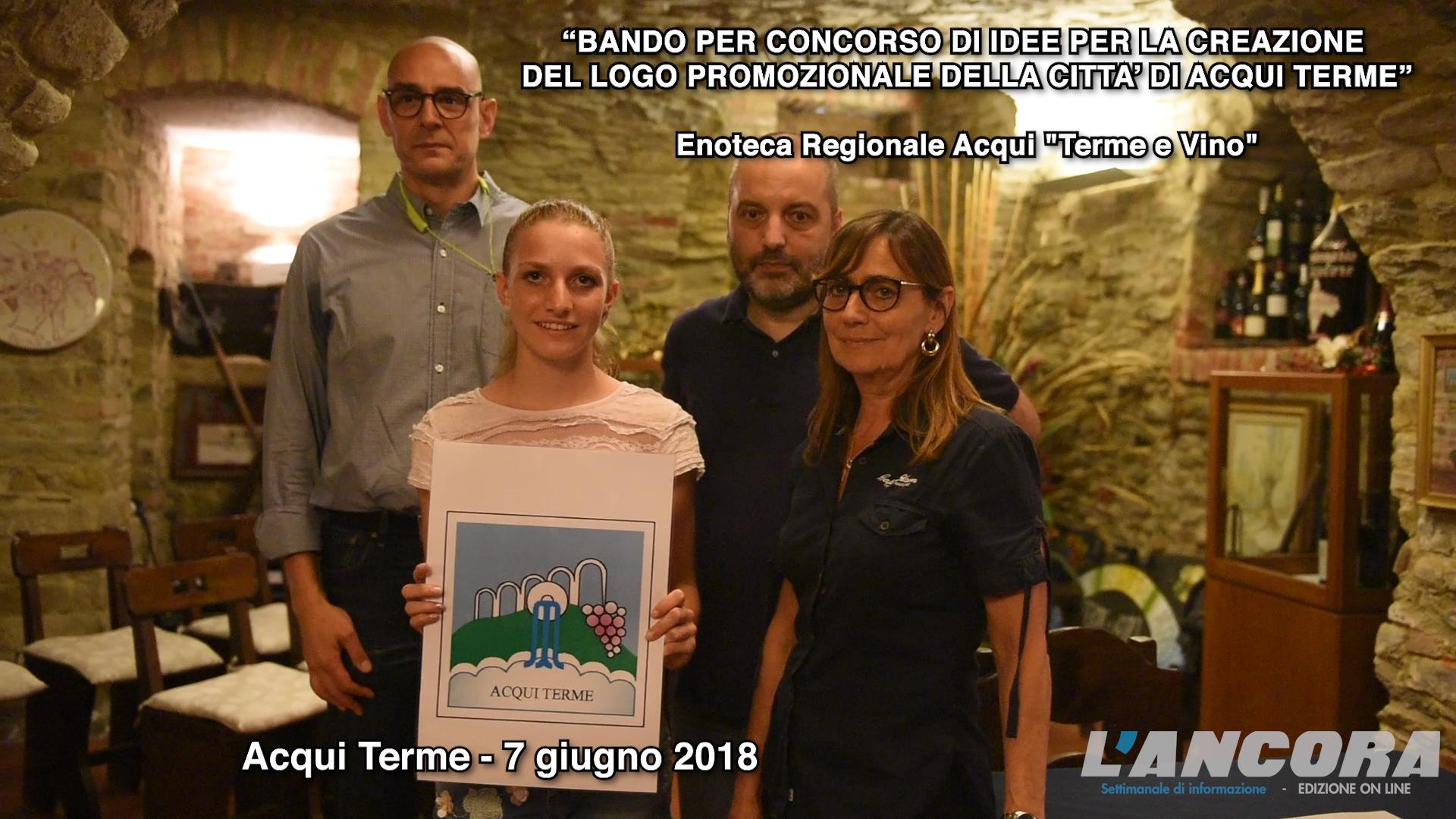 Acqui Terme ha un nuovo logo (VIDEO)