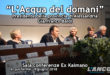 """L'Acqua del Domani""  Intervento di Gianfranco Baldi (VIDEO)"