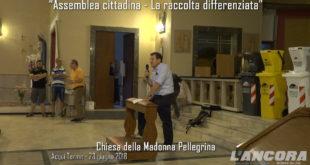 Assemblea cittadina - La raccolta differenziata (VIDEO) seconda parte