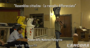 Assemblea cittadina - La raccolta differenziata (VIDEO) Quarta parte