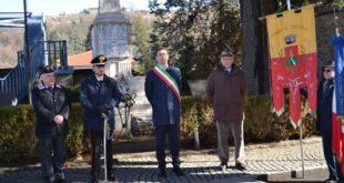 Cortemilia, festa Arma Carabinieri