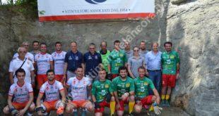 Pallapugno A: Cuneo - Pro Spigno