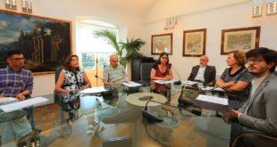 Acqui, concorso poesia, conferenza stampa