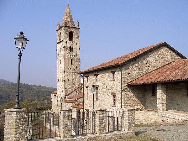 La chiesa vecchia di Ponti