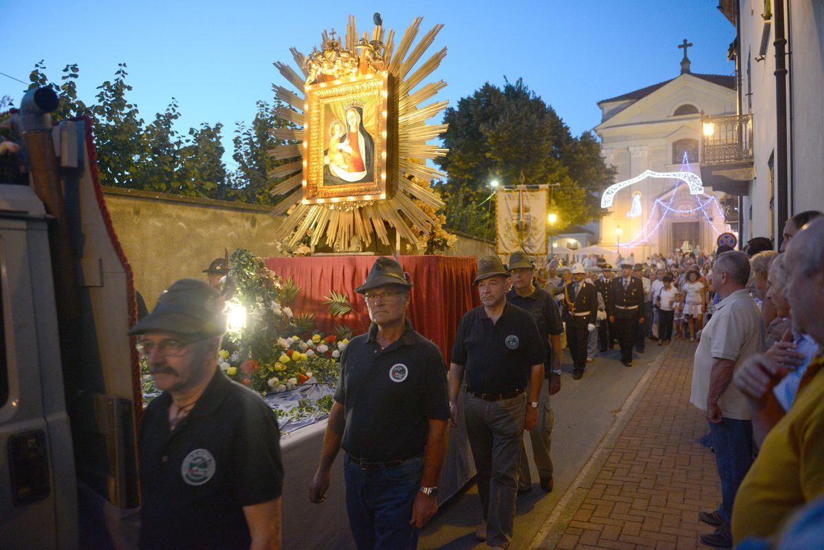 Festa della Madonnina: festa titolare di N.S. della Neve