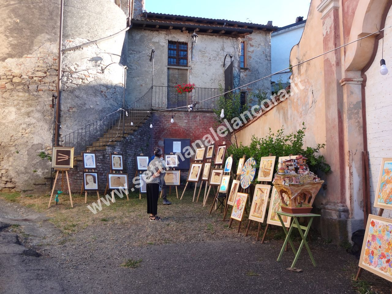 "Photo of Conclusa la 2ª edizione di ""Montald-art: le vie dell'arte"" (Gallery)"