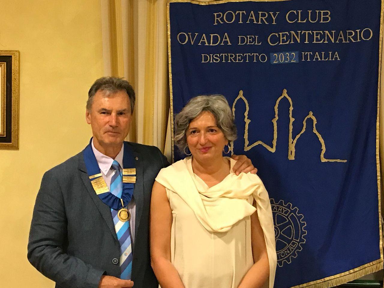 Gianni Gatti e Laura Tardito