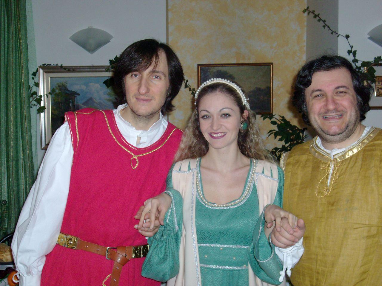 Uno spettacolo dedicato al Boccaccio