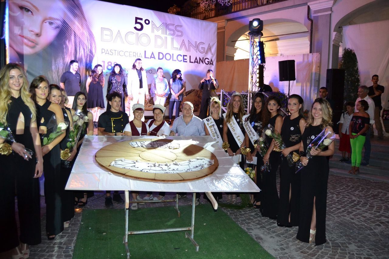 "A Vesime 6º miss Bacio di Langa"""