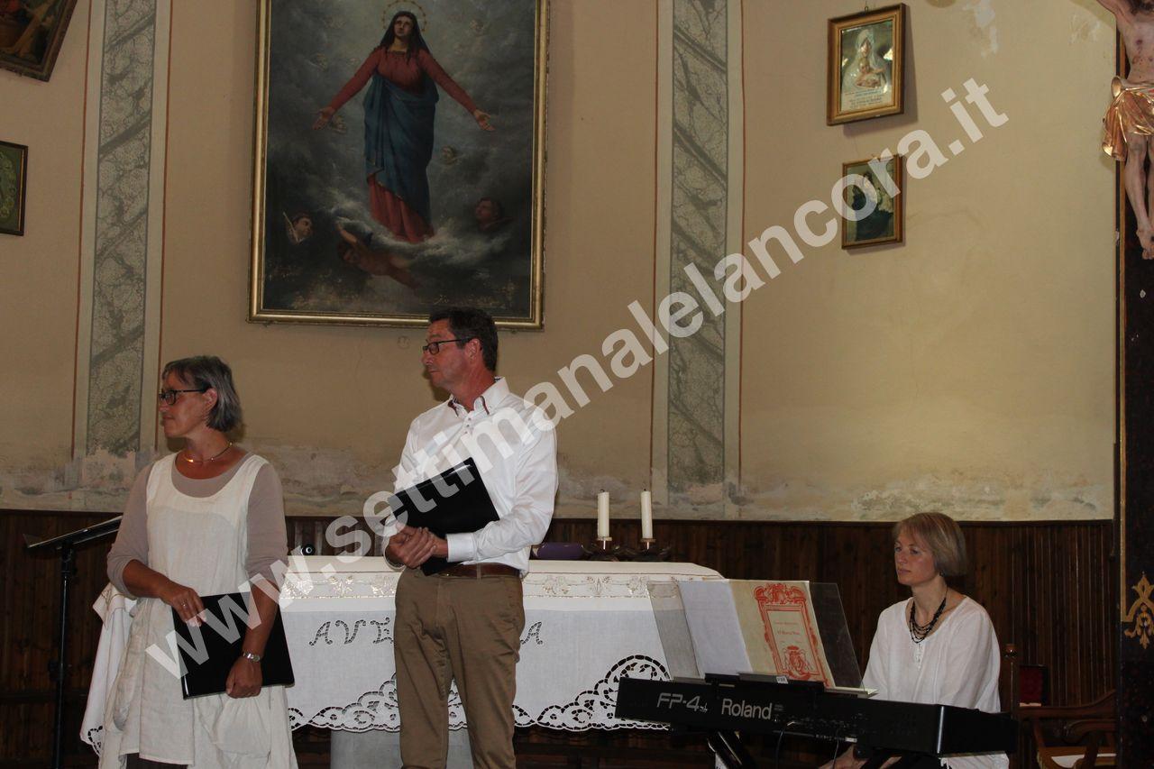 """Monastero Bormida, concerto """"I Fortunelli"""" pro chiesa """"Assunta"""""""
