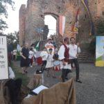 Visone medioevo sotto la torre