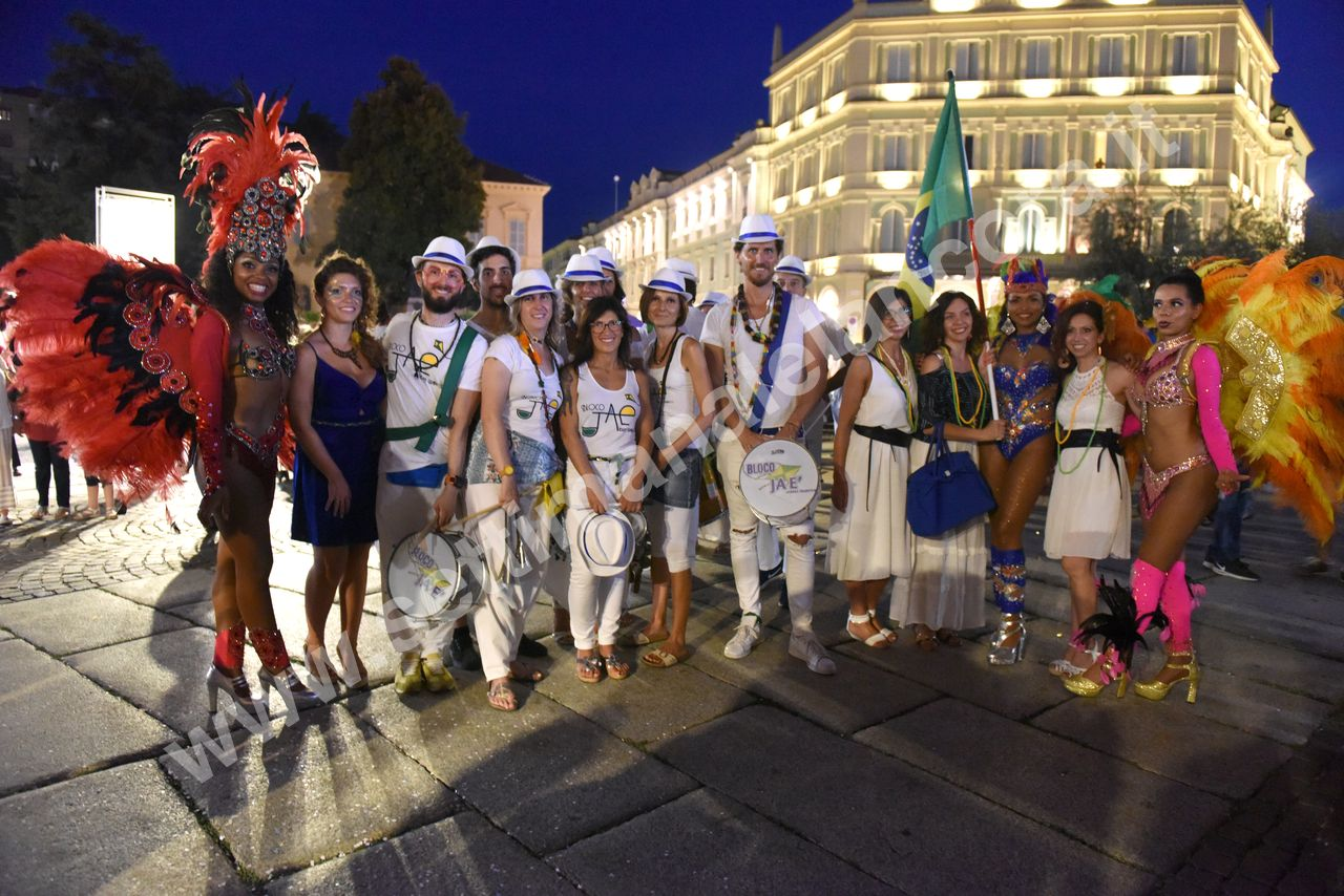 Photo of Notte Bianca brasiliana ad Acqui Terme (VIDEO)