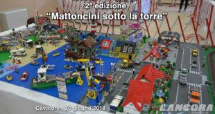 """Cavatore - 2ª edizione """"Mattoncini sotto la torre"""" (VIDEO)"""