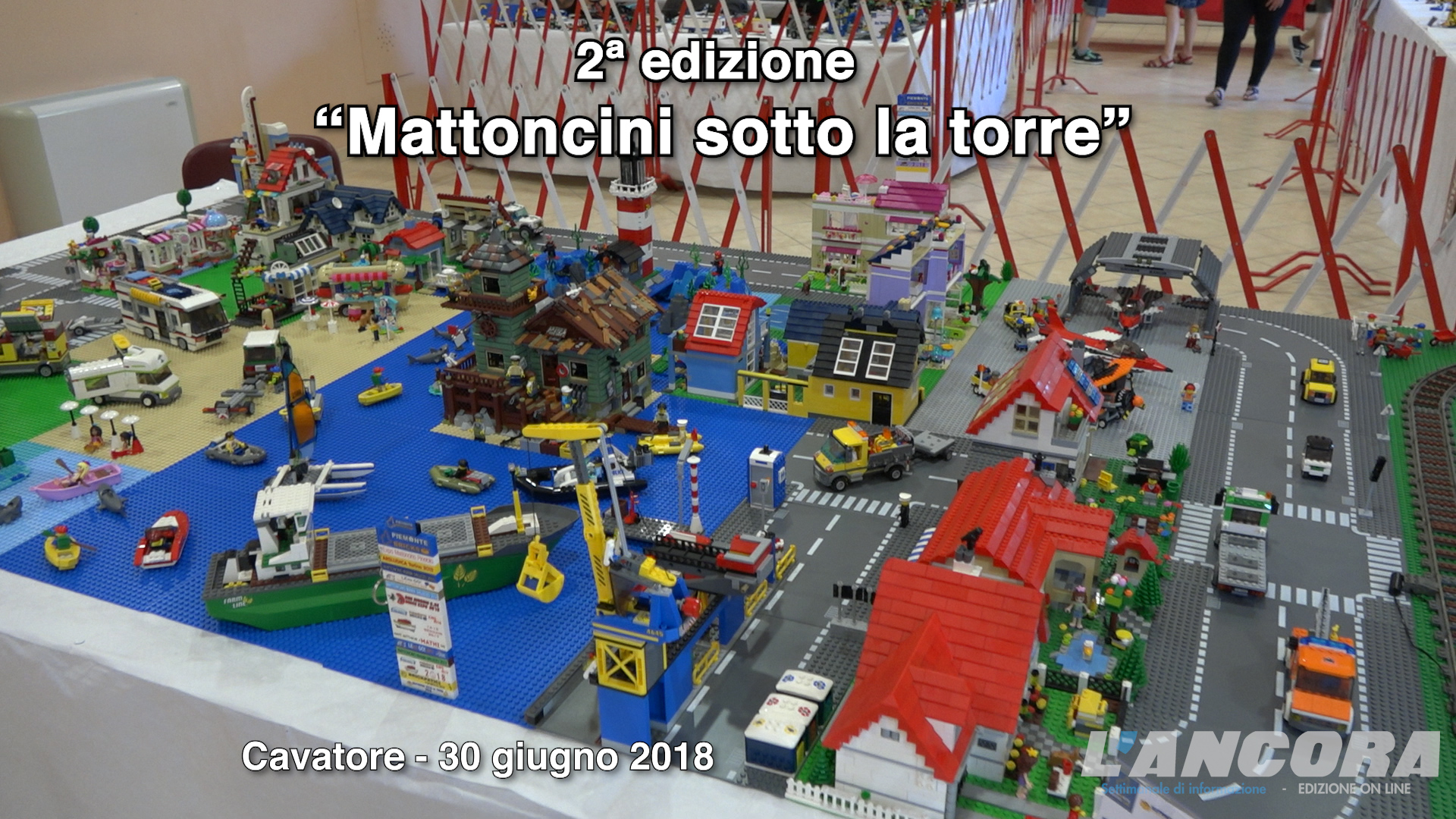 "Photo of Cavatore: 2ª edizione ""Mattoncini sotto la torre"" (VIDEO)"