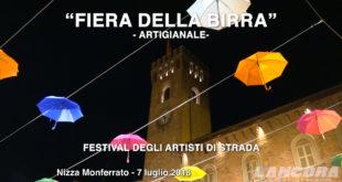 Nizza Monferrato - Fiera della Birra artigianale 2018 (Video)