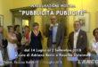 """Inaugurazione mostra """"Pubblicità Publicitè"""" (VIDEO)"""