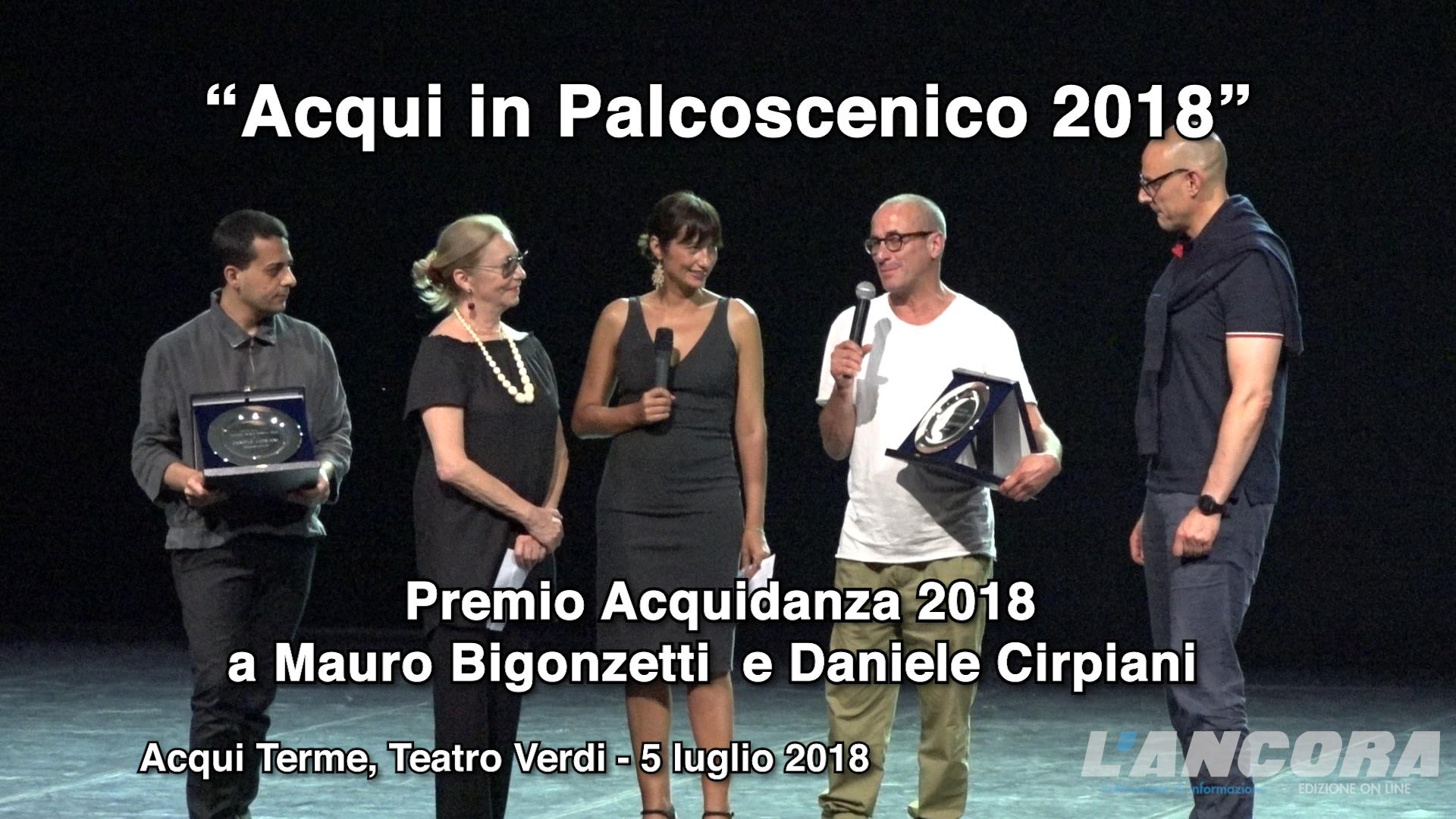 Acqui in Palcoscenico 2018