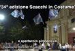 Castelnuovo Bormida: 34ª edizione Scacchi in costume (VIDEO)
