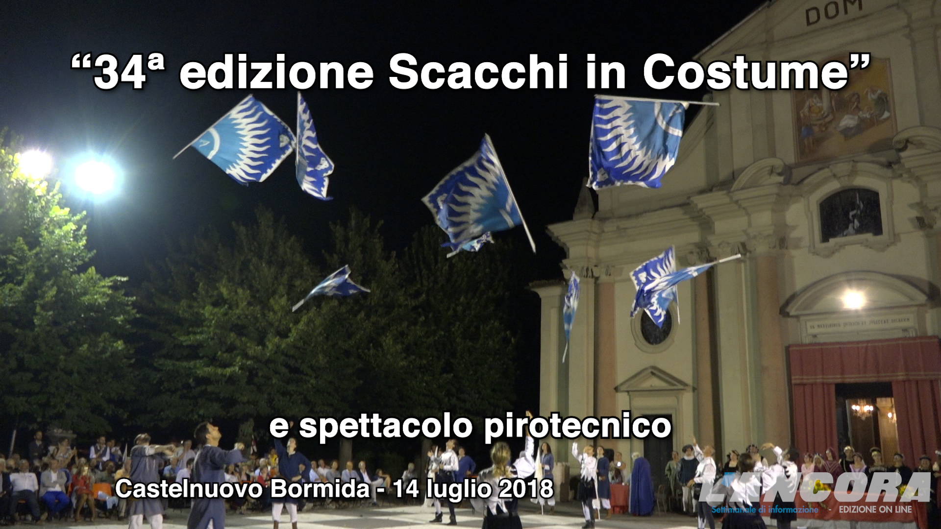 Photo of Castelnuovo Bormida: 34ª edizione Scacchi in costume (VIDEO)