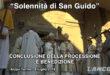 Diocesi di Acqui, solennità di San Guido – La Benedizione (VIDEO)