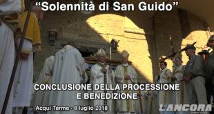 Diocesi di Acqui, solennità di San Guido - La Benedizione (VIDEO)