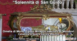 Solennità di San Guido - Omelia di Mons. Egidio Miragoli (VIDEO)