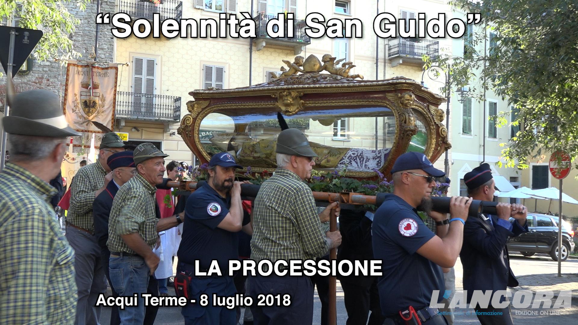 Diocesi di Acqui, solennità di San Guido - LA PROCESSIONE (VIDEO)