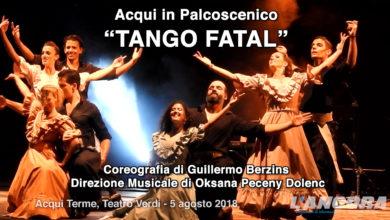 Tango Fatal video