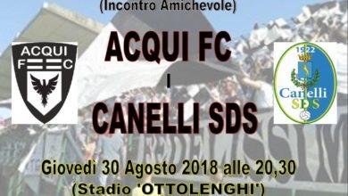 locandina Acqui calcio Fc