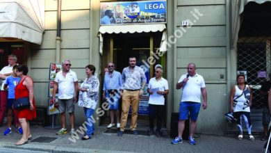 Photo of Il segretario della Lega contro i contestatori