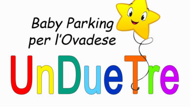 logo Baby parking per l'Ovadese