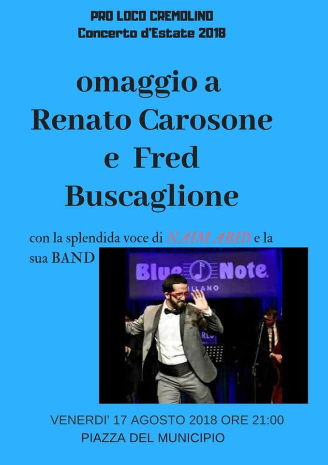 Omaggio a Ranato Carosone