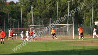 Calcio, amichevole Ovadese Silvanese - Acqui Fc