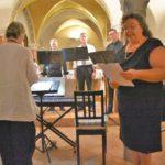 concerto dell'Ensemble i Fortunelli