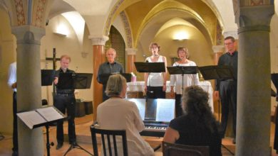 concerto dell'Ensemble i Fortunelli